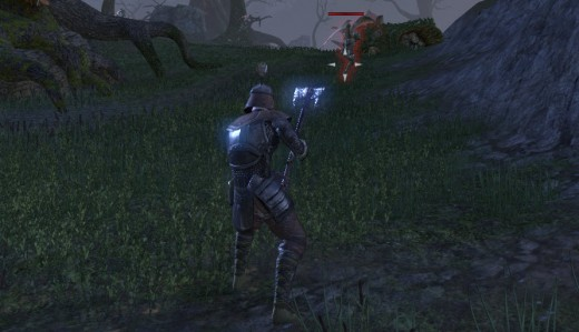 ESO The combat system