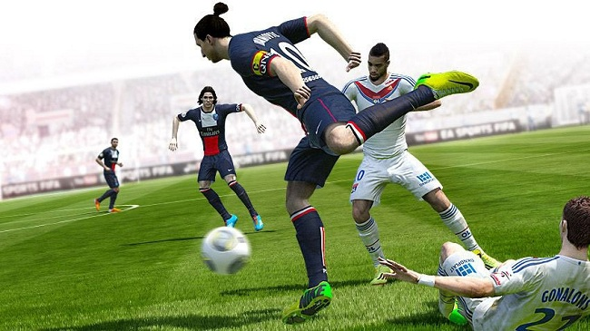 FIFA 15 is fifth best selling video game in UK